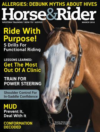 Horse & Rider Mar 2016