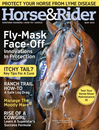 Horse & Rider May 2016