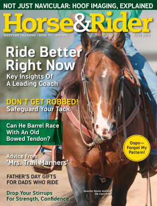 Horse & Rider Jun 2016