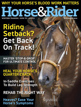 Horse & Rider Nov 2016