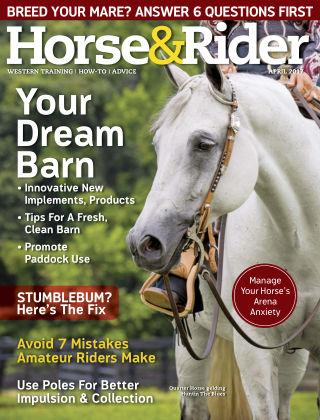 Horse & Rider Apr 2017