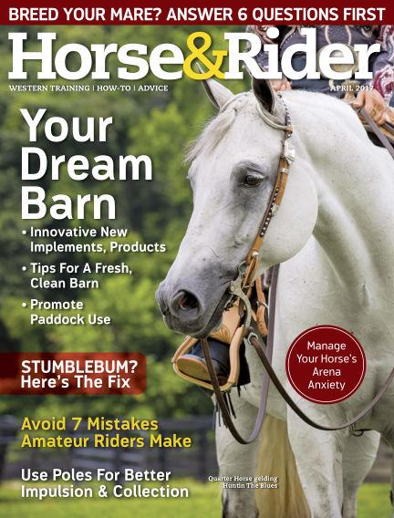 Horse & Rider March 21, 2017 00:00