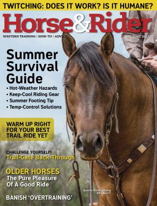Horse & Rider Jun 2017