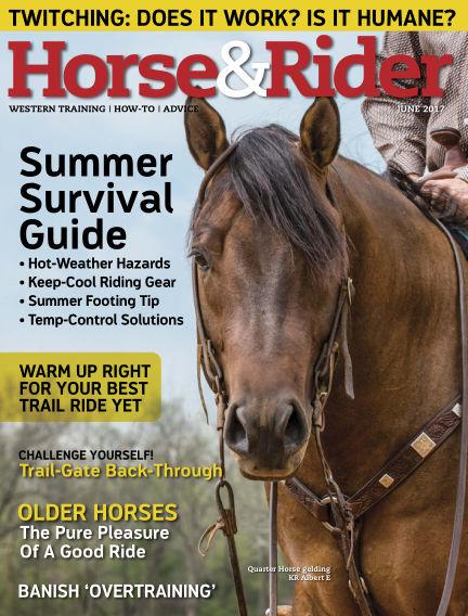 Horse & Rider May 16, 2017 00:00
