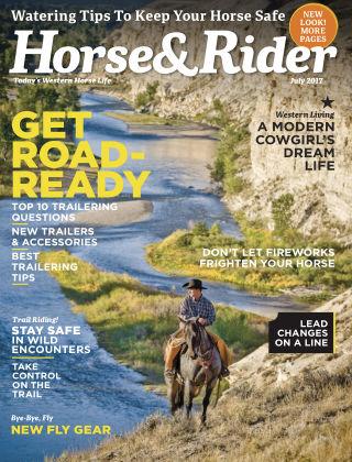 Horse & Rider Jul 2017