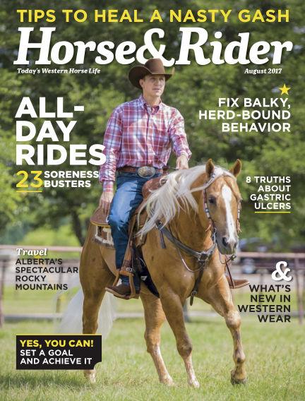 Horse & Rider July 25, 2017 00:00