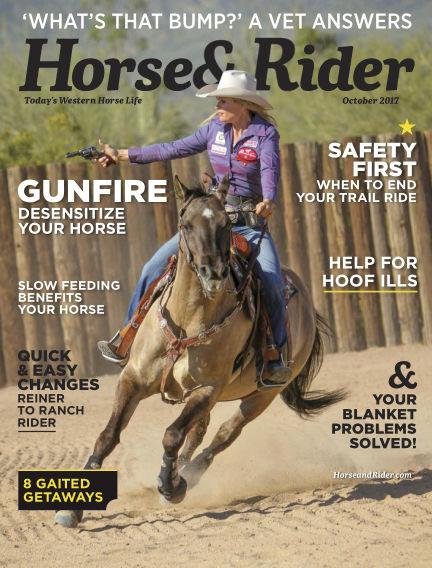 Horse & Rider September 19, 2017 00:00