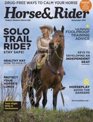 Horse & Rider Nov 2017