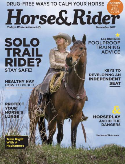 Horse & Rider October 24, 2017 00:00