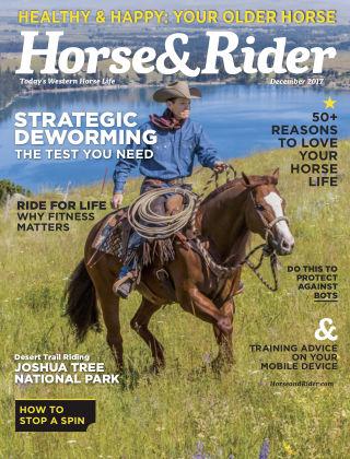 Horse & Rider Dec 2017