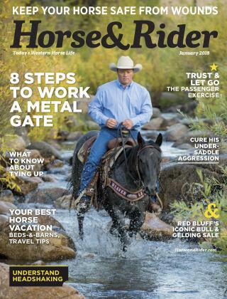 Horse & Rider Jan 2018