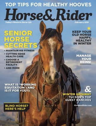 Horse & Rider Feb 2018
