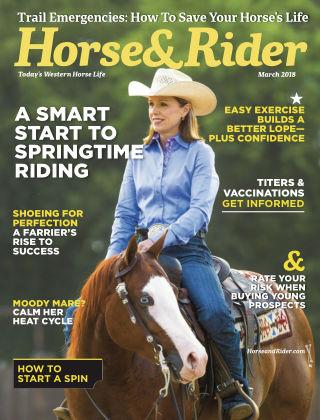 Horse & Rider Mar 2018