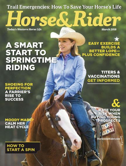 Horse & Rider February 20, 2018 00:00