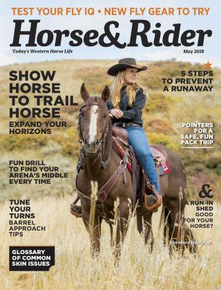 Horse & Rider May 2018