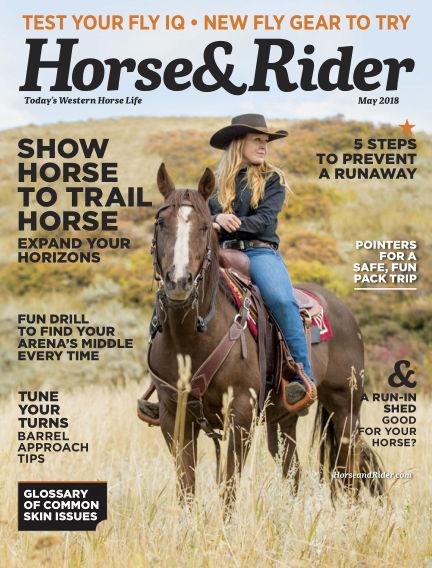 Horse & Rider April 17, 2018 00:00