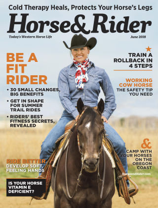 Horse & Rider Jun 2018
