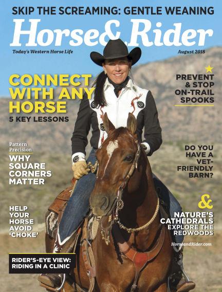 Horse & Rider July 24, 2018 00:00