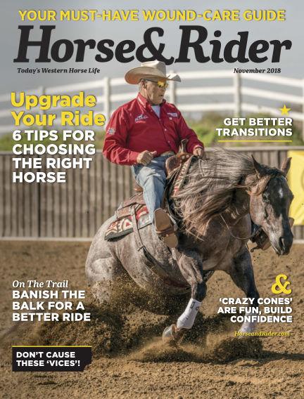 Horse & Rider October 23, 2018 00:00