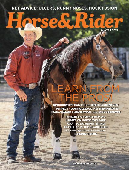 Horse & Rider November 12, 2019 00:00