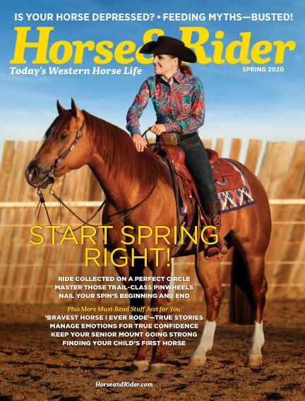 Horse & Rider February 25, 2020 00:00