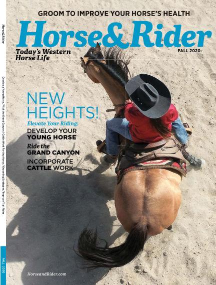 Horse & Rider August 18, 2020 00:00