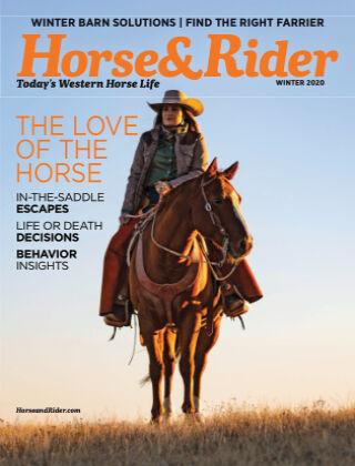 Horse & Rider Winter 2020