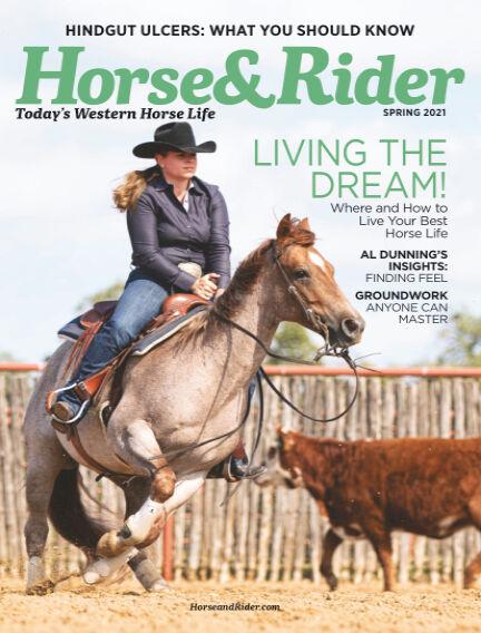 Horse & Rider February 23, 2021 00:00