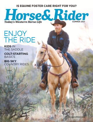 Horse & Rider Summer 2021
