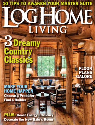 Log Home Living June / July 2013