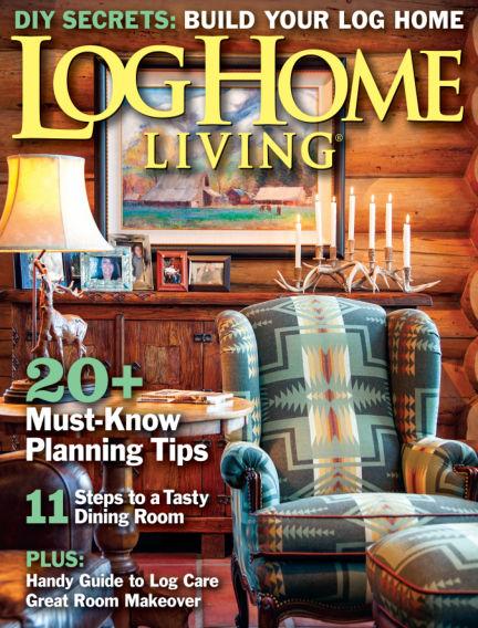 Log Home Living July 02, 2013 00:00