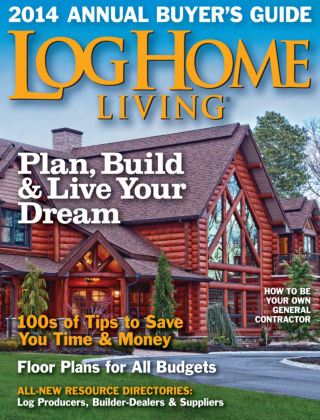 Log Home Living Annual 2013