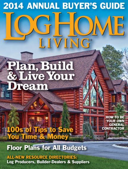 Log Home Living September 03, 2013 00:00