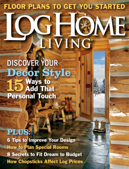 Log Home Living October 15, 2013 00:00
