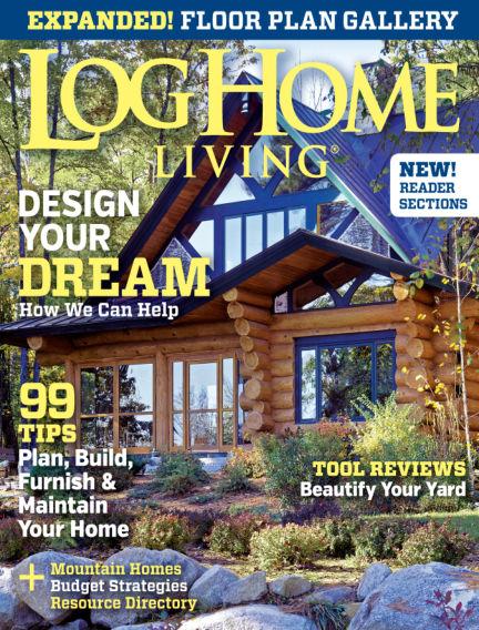 Log Home Living January 28, 2014 00:00