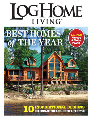 Log Home Living Best Homes