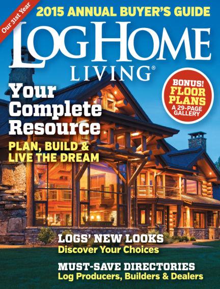 Log Home Living September 02, 2014 00:00