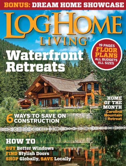 Log Home Living May 12, 2015 00:00