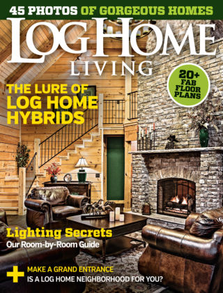 Log Home Living Mar 2016