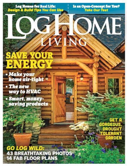 Log Home Living June 28, 2016 00:00