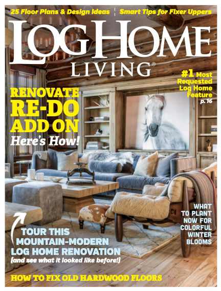 Log Home Living August 02, 2016 00:00