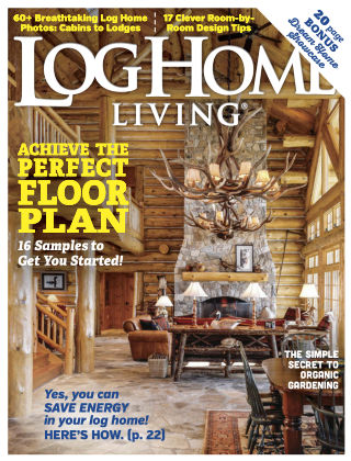 Log Home Living Jan-Feb 2017