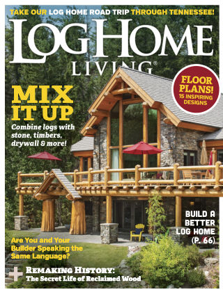 Log Home Living Mar 2017
