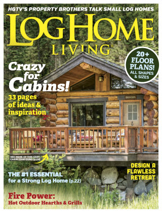 Log Home Living Apr 2017