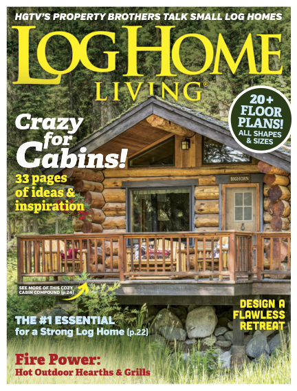 Log Home Living February 28, 2017 00:00