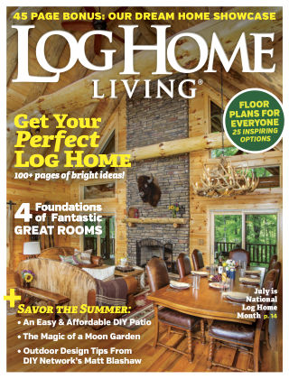 Log Home Living Jun-Jul 2017