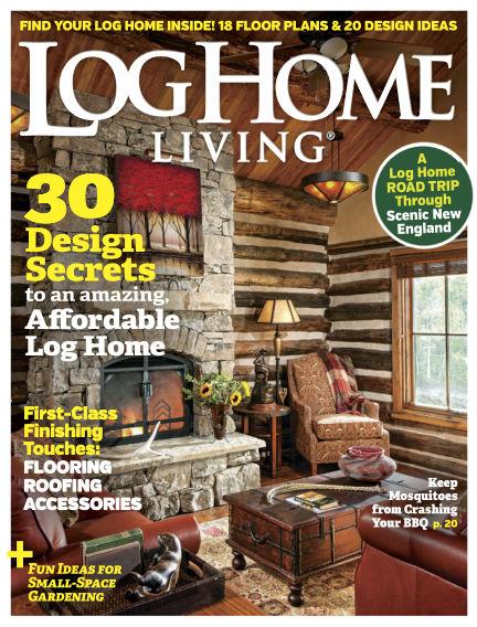 Log Home Living June 28, 2017 00:00
