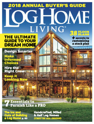Log Home Living Annual Buyers Guide