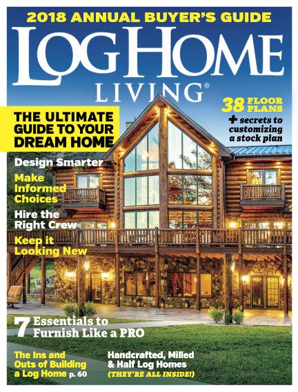 Log Home Living September 05, 2017 00:00