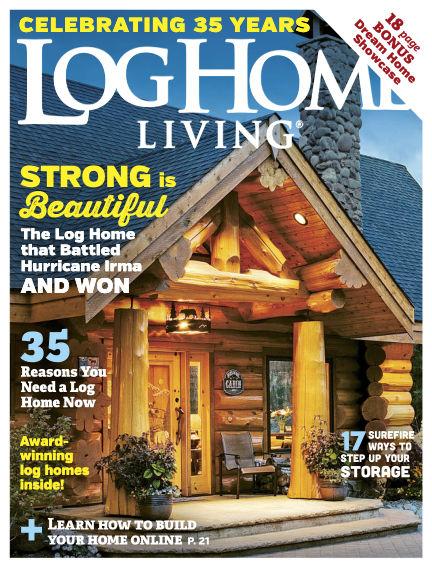 Log Home Living December 12, 2017 00:00